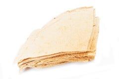 Carasau-Brot von Sardinien Italien Stockfoto