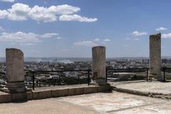 Caratagina在突尼斯 库存图片