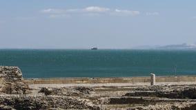 Caratagina στην Τυνησία Στοκ Εικόνες