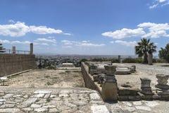 Caratagina в Тунисе стоковое фото