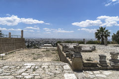 Caratagina em Tunísia Foto de Stock