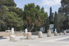 Caratagina i Tunisien Royaltyfri Bild