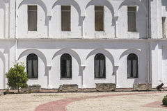 Caratagina in Tunesië royalty-vrije stock afbeeldingen