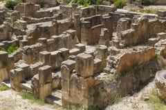 Caratagina in Tunesien Stockfotos
