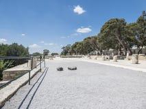 Caratagina in Tunisia Fotografia Stock