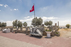 Caratagina in Tunisia Royalty Free Stock Images