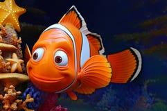 Carattere d'individuazione pixar di nemo di Disney Fotografia Stock Libera da Diritti