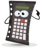 Carattere del calcolatore royalty illustrazione gratis