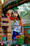 Carattere di Disney sciocco Fotografie Stock Libere da Diritti