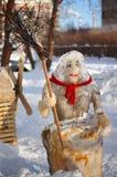 Carattere di favola in Siberia Immagine Stock