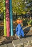 Carattere di Halloween Fotografia Stock Libera da Diritti