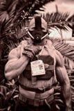 Carattere di veleno a San Diego Comic Convention International 2014 fotografia stock