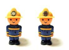 Caratteri del giocattolo Fotografie Stock Libere da Diritti
