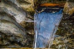 Caratteristica dell'acqua fotografie stock libere da diritti