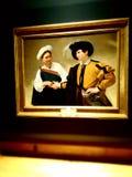 Caravaggio México. Painting, art, Museum, Caravaggio Stock Photos