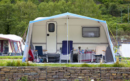 Caravan Royalty Free Stock Photos