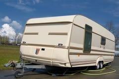 Caravan Fotografie Stock