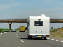 Caravan Stock Image