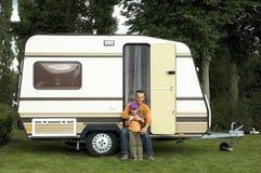 Caravan Stock Foto's