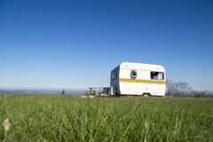 Caravan Royalty Free Stock Photography