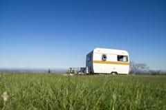 Caravan Royalty Free Stock Photography