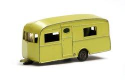 Caravan di modello del giocattolo Fotografia Stock Libera da Diritti