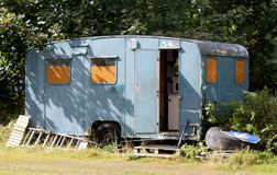 Caravan Scene Stock Photography