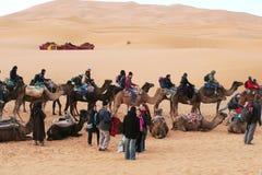 Caravana Foto de Stock Royalty Free