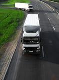 Caravana Foto de Stock