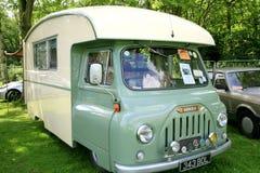 Caravana 1963 do motor de Paralanian do vintage Fotos de Stock Royalty Free