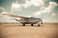 Caravana magnífica de Cessna Fotografía de archivo libre de regalías