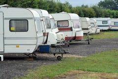 caravanas fotografia de stock royalty free