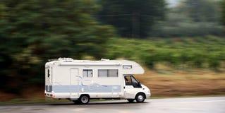 Caravane Photographie stock