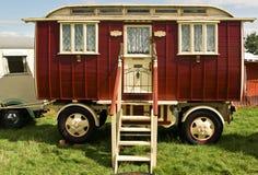 Caravane classique Photographie stock libre de droits