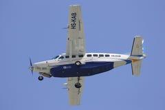 Caravane grande 208B de HS-KAB Cessna de Kanair Image libre de droits