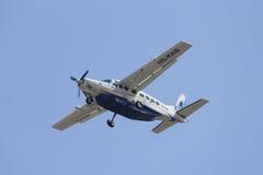 Caravane grande 208B de HS-KAB Cessna de Kanair Photo stock