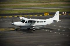 Caravane grande C-208B de Cessna Photo stock