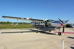 Caravane grande de Cessna photo libre de droits