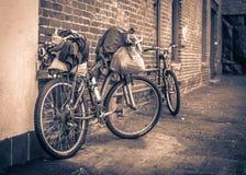 Caravane résidentielle Photographie stock libre de droits