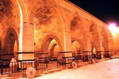 Caravansérail de Sarihan, Turquie Images stock