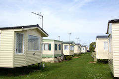 Caravans Royalty Free Stock Photos