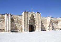 caravansaray的Sultanhani 免版税库存照片