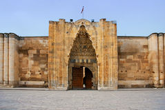 Caravansary Stock Photo