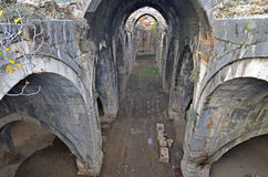 Caravanserai Arkivbild