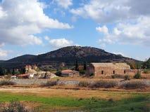 Caravanserai, Ancient Silk Route Royalty Free Stock Photos