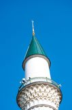 Caravanserai in the city of Orenburg Royalty Free Stock Photo