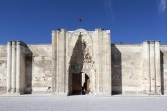 Caravanserai. Turkey. Aksaray Province. Royalty Free Stock Photo