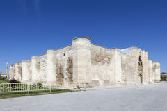 Caravanserai. Turkey. Aksaray Province. Royalty Free Stock Photos