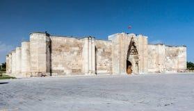 Caravanserai Turkey Stock Photo