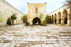 Caravanserai in Turkey Royalty Free Stock Image